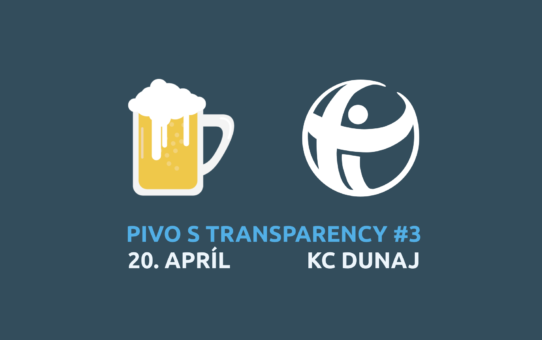 Pivo s Transparency #3