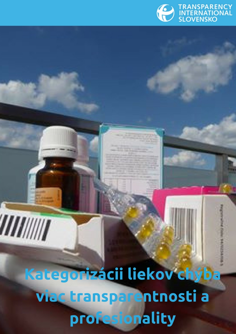 kategorizacia liekov
