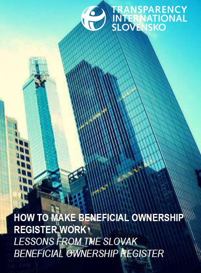 beneficial ownership register